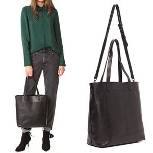 MADEWELL MEDIUM TRANSPORT TOTE BAG